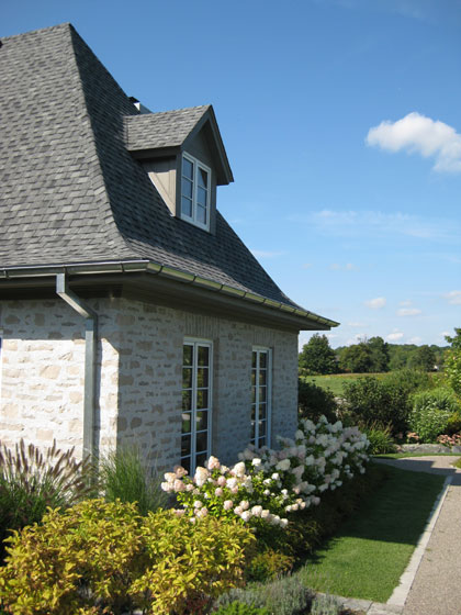 Michael Preston Design - Caledon Residence exterior