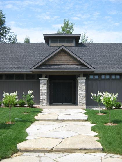 Michael Preston Design - Ivy Lea Club - exterior