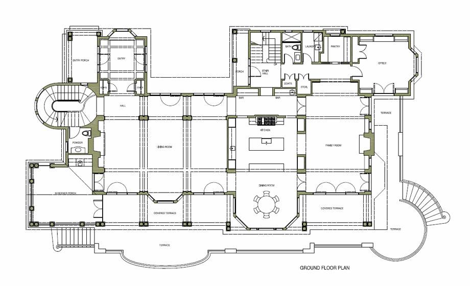 Michael Preston Design 1000 Islands Residence