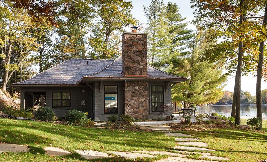 Lancaster Island Cottage