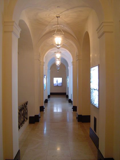 Michael Preston Design Main Hall