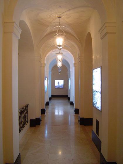 Michael Preston Design Main Hall