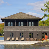 Muskoka Boathouse 2